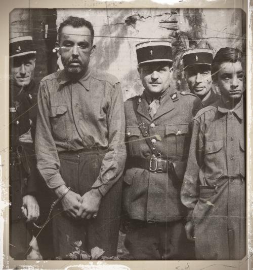 nîmes 1944