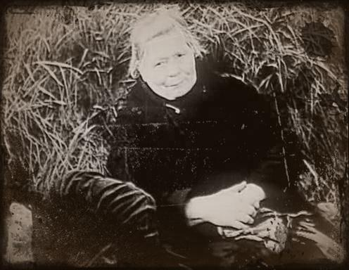 malades pendant l'exode de 1940