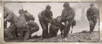 la liberation le 6 juin 1944
