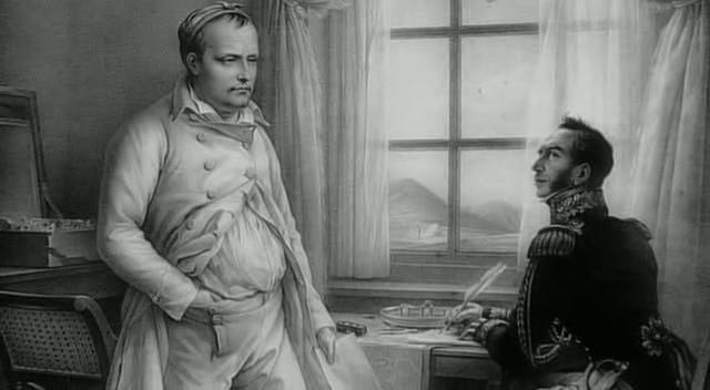 Napoleon Bonaparte à Sainte Helene