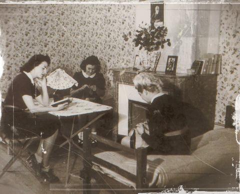 Regime pour femme au foyer for Femme au foyer 1900
